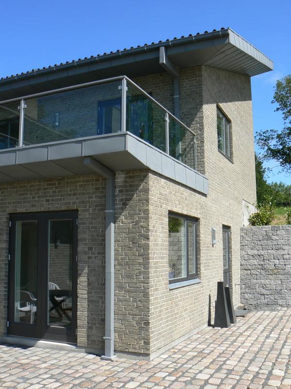 arkitekttegnet stuehus