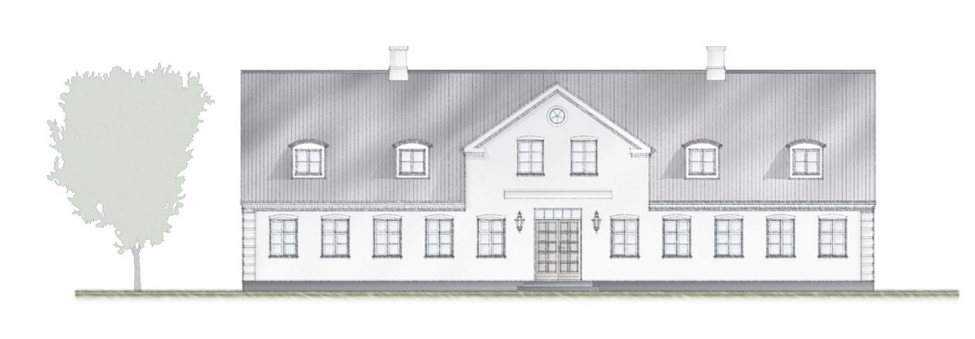 Nyt stuehus på Fyn